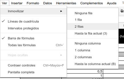 Google drive/Editando Hojas de Cálculo de Google Drive - WikiEducator